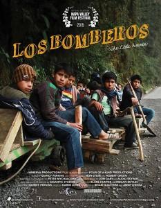 losbomberos-poster