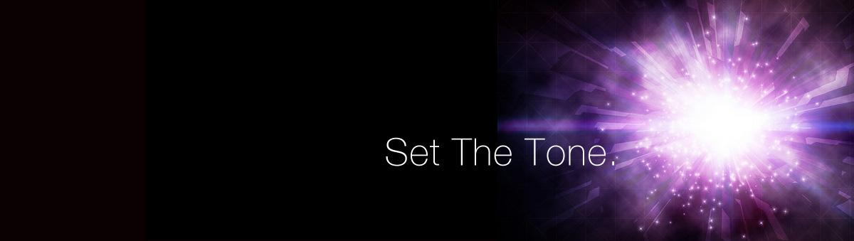 purple tone media